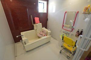 機械浴室①